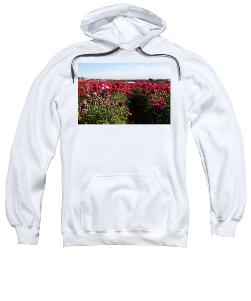 Ranunculus Field Sweatshirt