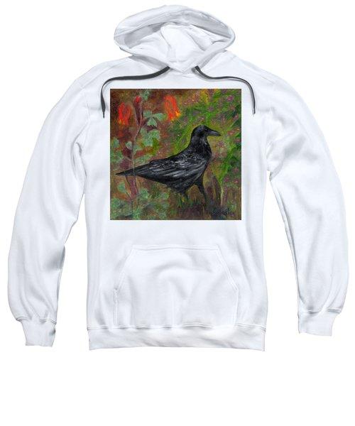Raven In Columbine Sweatshirt