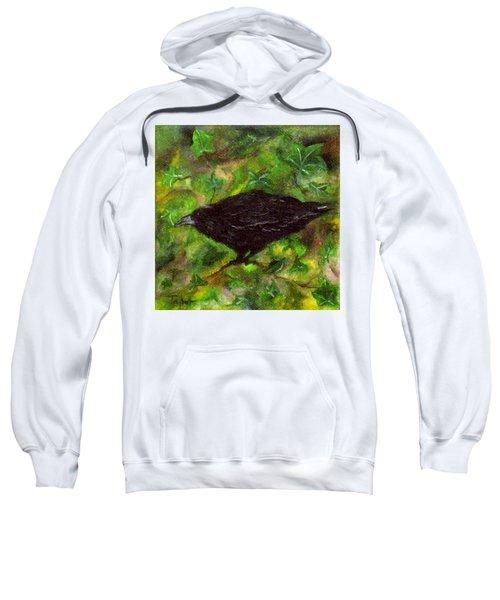 Raven In Ivy Sweatshirt