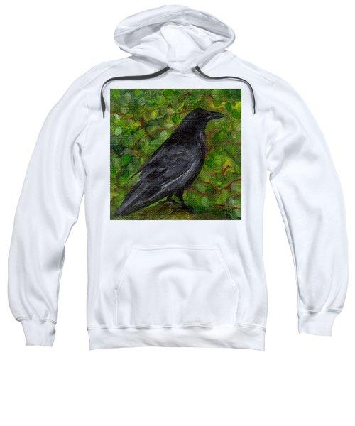 Raven In Wirevine Sweatshirt