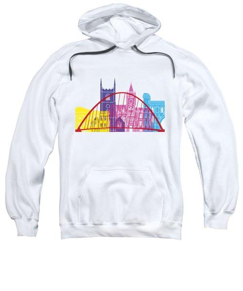 Reading Skyline Pop Sweatshirt