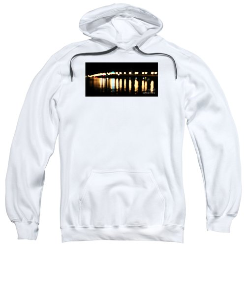 Bridge Of Lions -  Old City Lights Sweatshirt