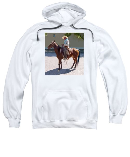 Real Cowboy Sweatshirt
