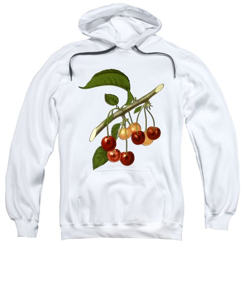 Red Cherries Sweatshirt