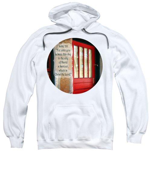 Red Door - Verse Sweatshirt