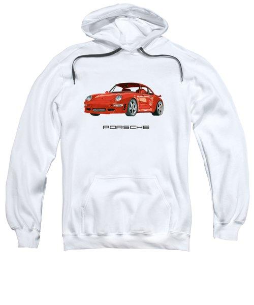 1997  Porsche 993 Twin Turbo R Sweatshirt
