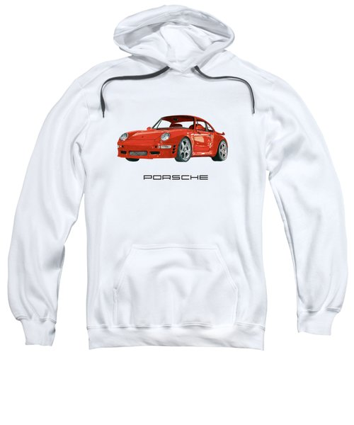 1997  Porsche 993 Twin Turbo R Sweatshirt