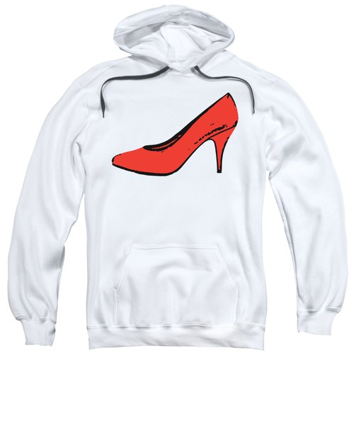 Red Pump Womans Shoe Tee Sweatshirt