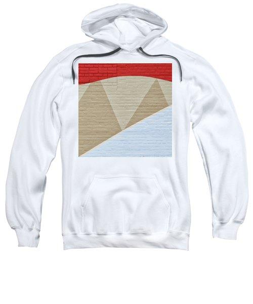 Sweatshirt featuring the photograph U-haul Art by Eric Lake