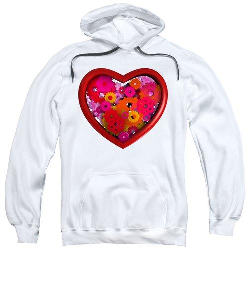 Redish Mechanical Love Sweatshirt