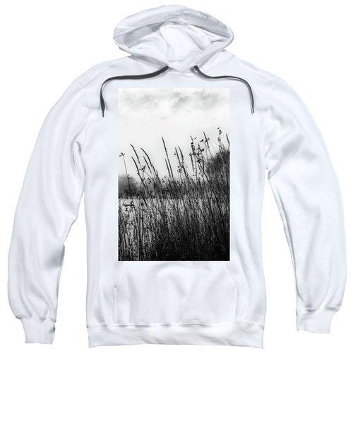 Reeds Of Black Sweatshirt