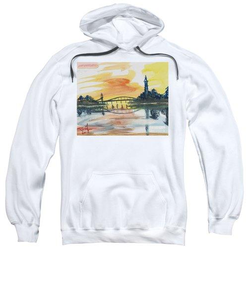 Reflecting Bridge Sweatshirt