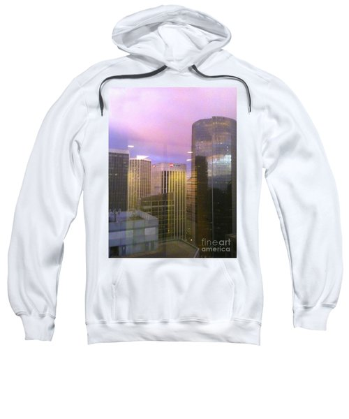 Reflections Looking East Sweatshirt