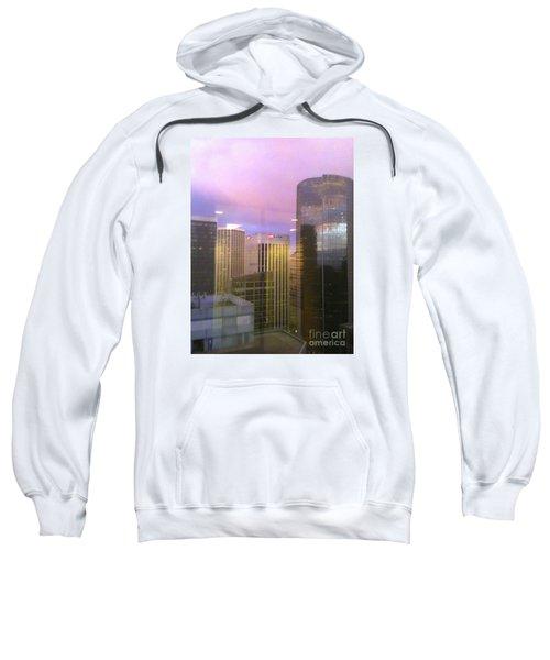 Reflections Looking East Sweatshirt