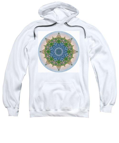 Reflections Of Life Mandala 2 Sweatshirt