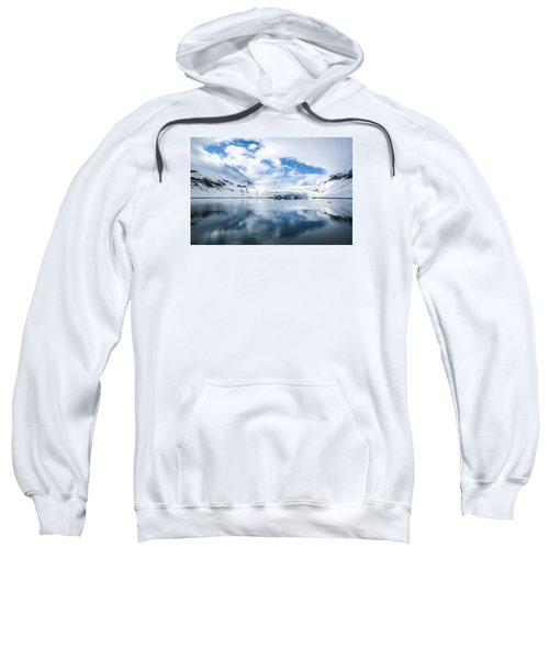 Reid Glacier Glacier Bay National Park Sweatshirt