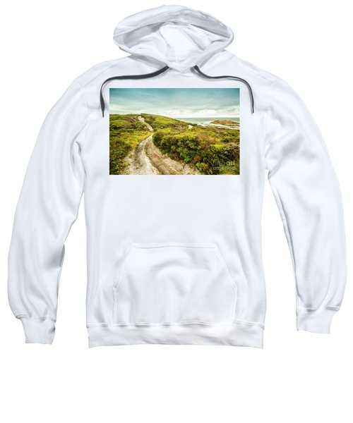 Remote Australia Beach Trail Sweatshirt