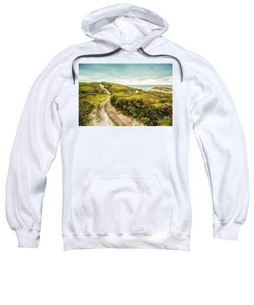 Remote Australia Beach Trail Sweatshirt
