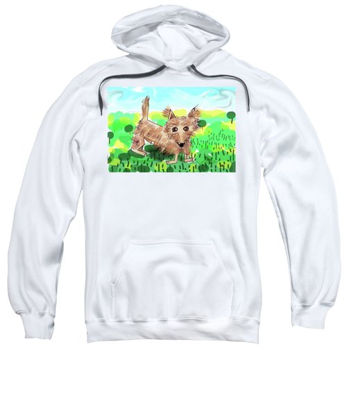 Remy, Laird Of The Cairn Sweatshirt