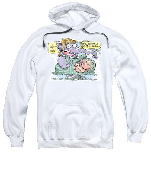 Republican Trump Abortion Sweatshirt