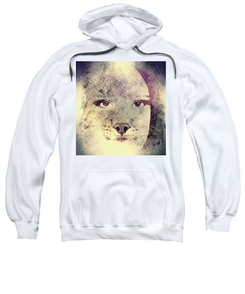 Resistance Of The Pussy Cat Sweatshirt