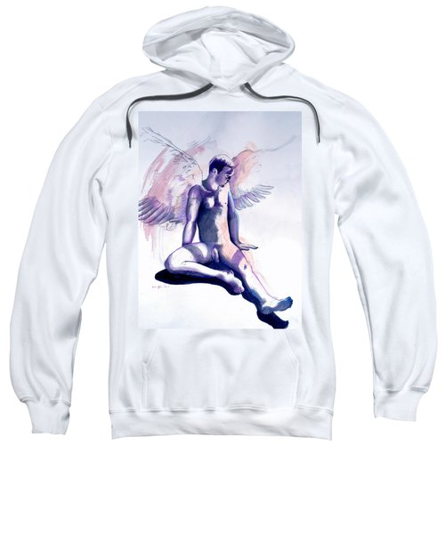 Resting Angel Sweatshirt