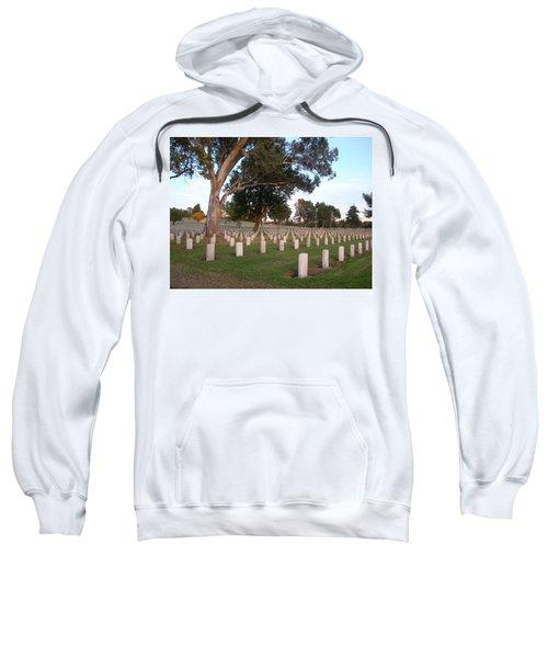 Resting In Peace Sweatshirt