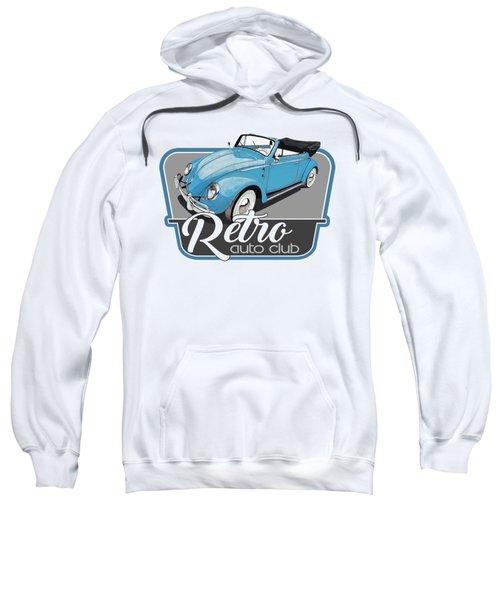 Retro Auto Club Sweatshirt