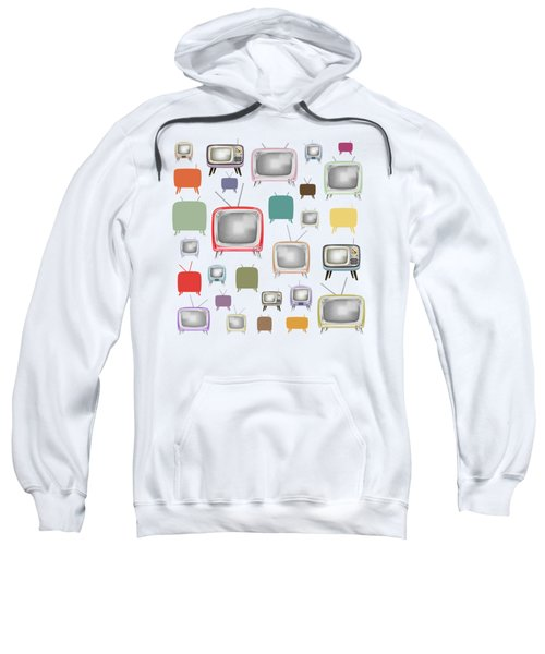 Retro T.v. Sweatshirt