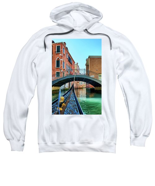 Ride On Venetian Roads Sweatshirt