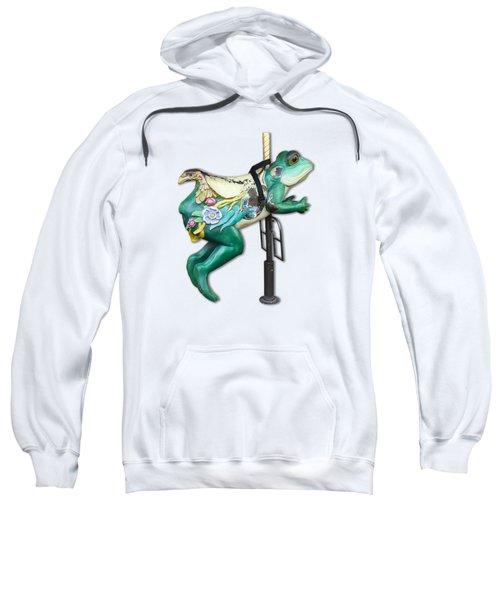 Ride The Frog Sweatshirt