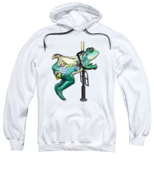 Ride The Frog Sweatshirt
