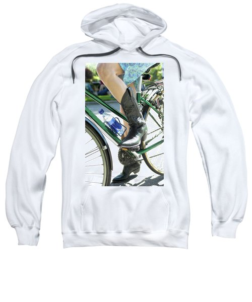 Riding In Style Sweatshirt