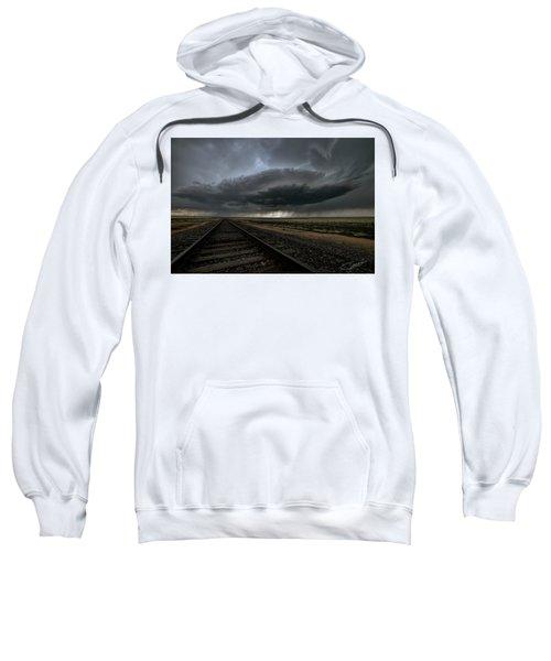 Right On Track Sweatshirt