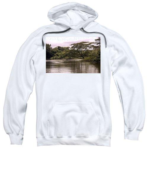 Riparian Rainforest Canopy Sweatshirt