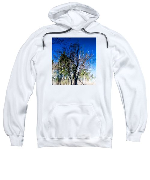 Rippled Reflection Sweatshirt
