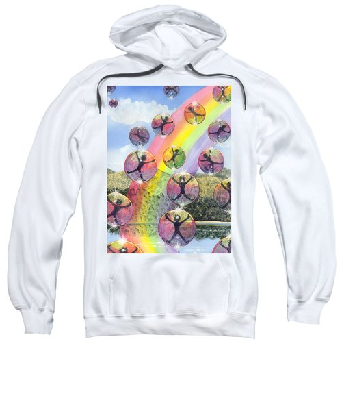 Rising Above It All Sweatshirt