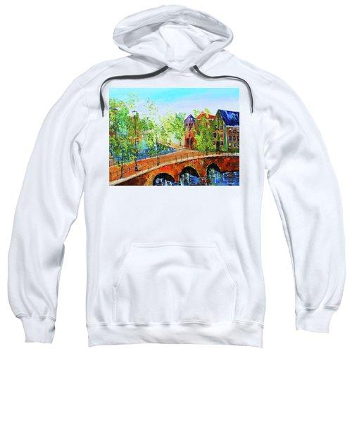 River Runs Through It Sweatshirt