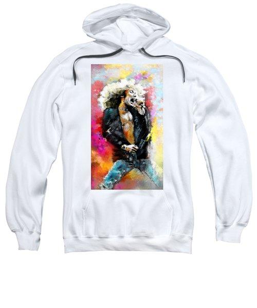 Robert Plant 03 Sweatshirt