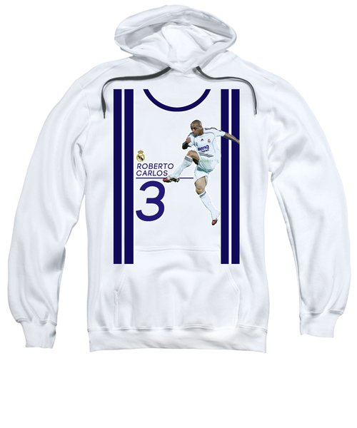 Roberto Carlos Sweatshirt by Semih Yurdabak