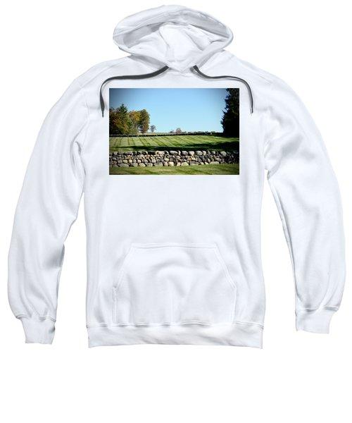 Rock Wall Lawn Sweatshirt