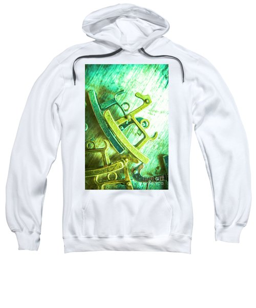Rocking Horse Metal Toy Sweatshirt
