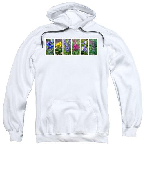 Rocky Mountain Wildflower Collection Sweatshirt