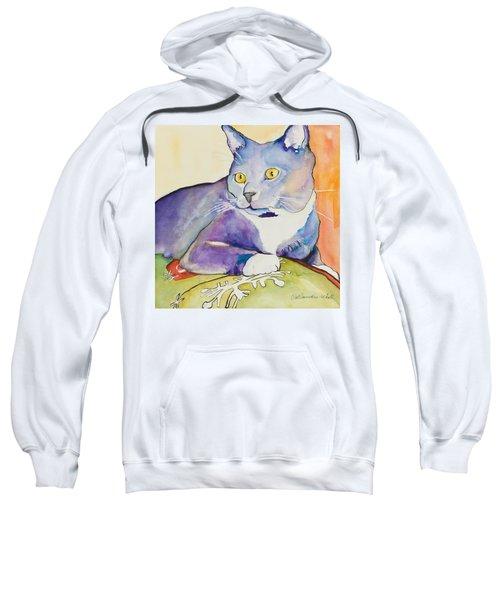 Rocky Sweatshirt by Pat Saunders-White