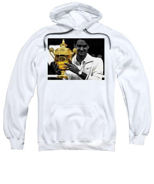 Roger Federer 2a Sweatshirt