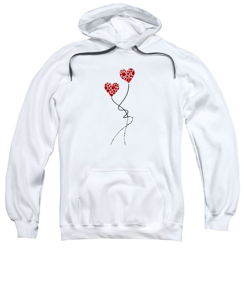 Romantic Art - You Are The One - Sharon Cummings Sweatshirt