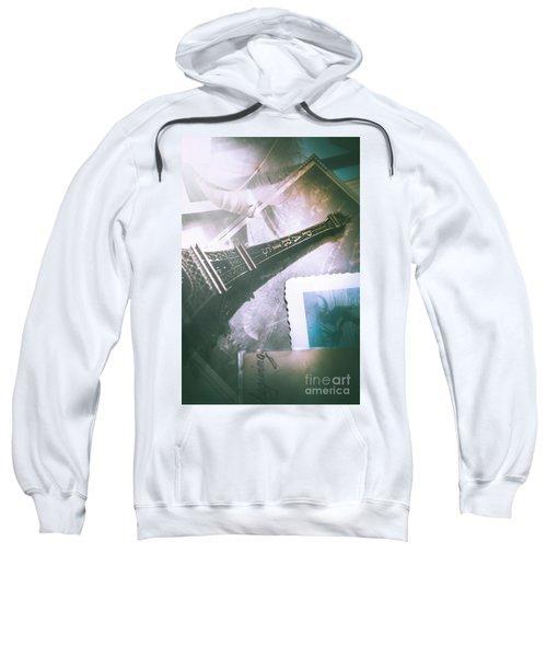 Romantic Paris Memory Sweatshirt