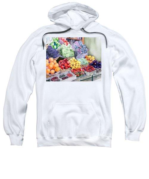 Rome Market Sweatshirt