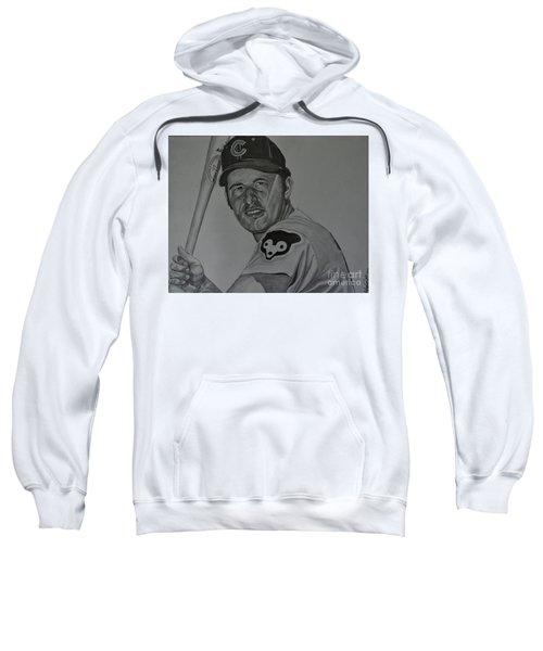 Ron Santo Portrait Sweatshirt