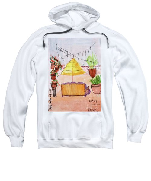 Rooftop At The Canary Sweatshirt